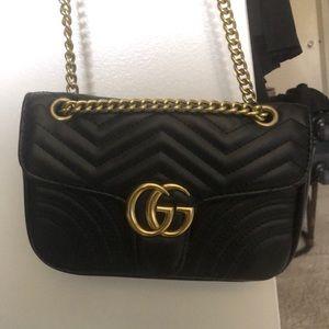 Black GG Maramont SOLD
